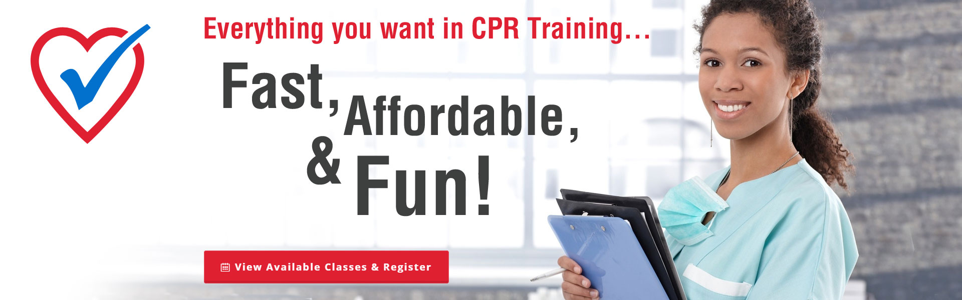 CPR Choice is Fast, Affordable, and Fun!